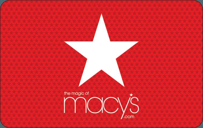Macys Gift Card