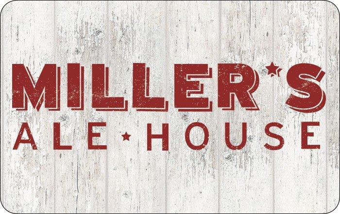 Miller's Ale House eGift Card