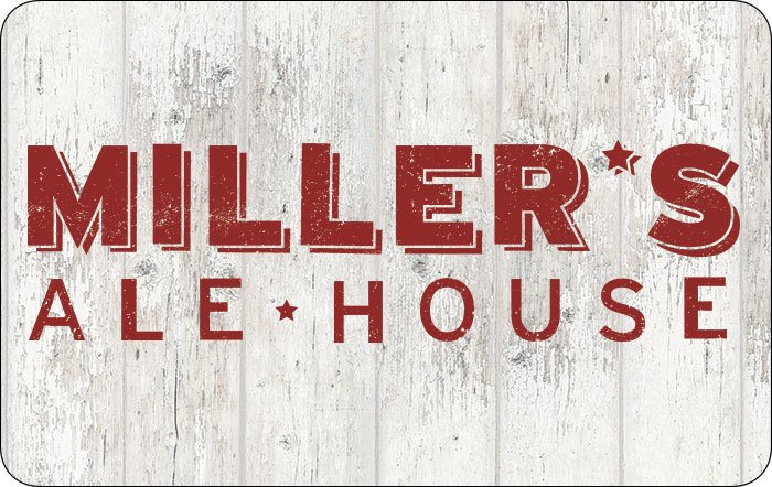 Millers Ale House Gift Card