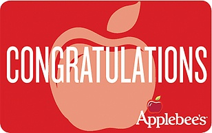 Applebee's Digital Gift eGift