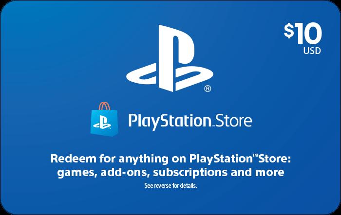 PlayStation Store eGift Card
