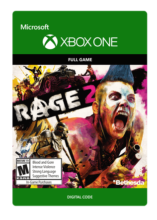 Xbox Rage 2 Full Game Download