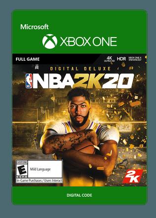 XBox NBA 2K20 DX