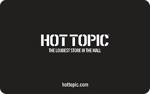 Hot Topic eGift Card