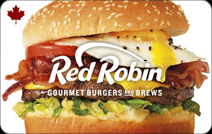 Red Robin eGift Card