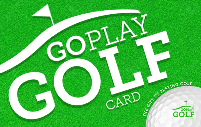 Promotion of Go Play Golf eGift Cards