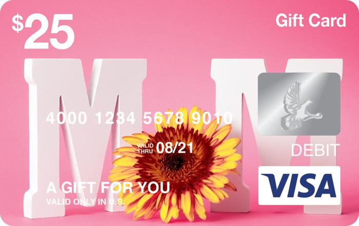 Mom Visa® Gift Card