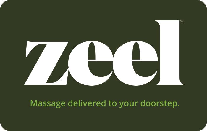 Zeel Massage eGift