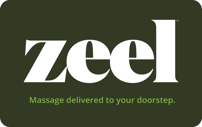 Zeel Massage eGift
