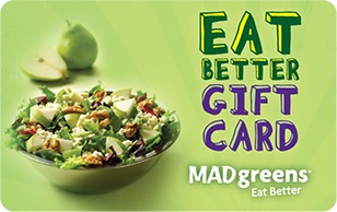 MAD Greens eGift Card