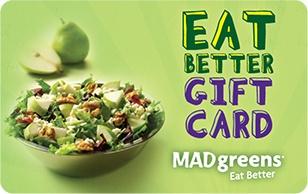 MAD Greens eGift