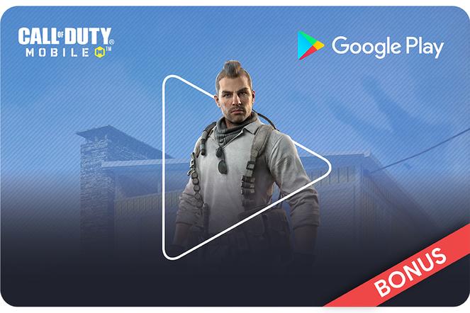 Google Call of Duty eGift