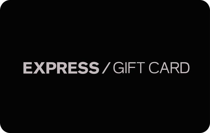 Express eGift Cards