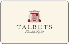 Talbots Gift Card