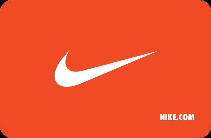 Nike digitale cadeaukaart