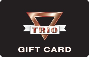 Trio Bistro eGift Card
