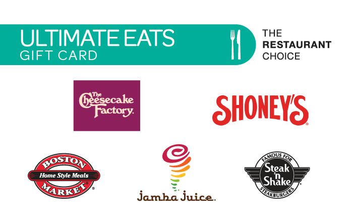 Ultimate Eats Southeast Gift Card