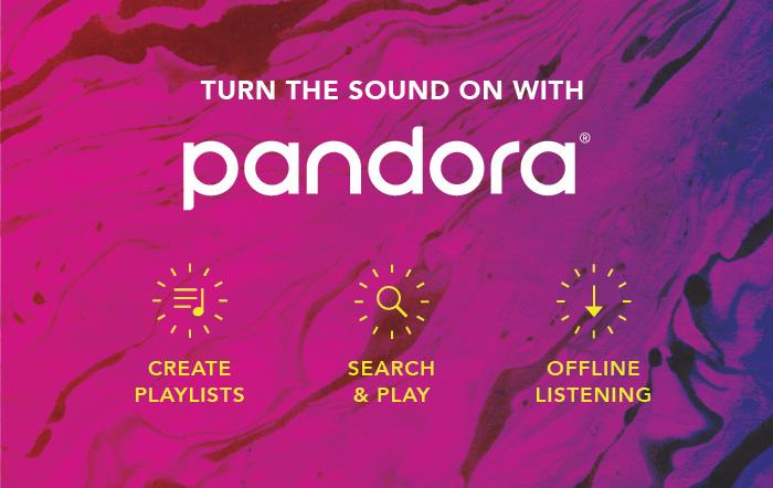 Pandora eGift Card