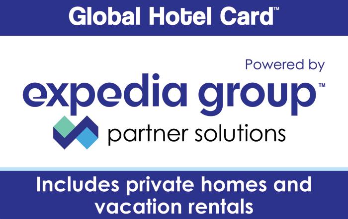 Global Hotel Card Powered by Expedia eGift Card