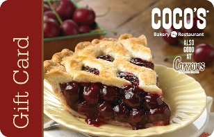 Carrows and Cocos Bakery eGift Card
