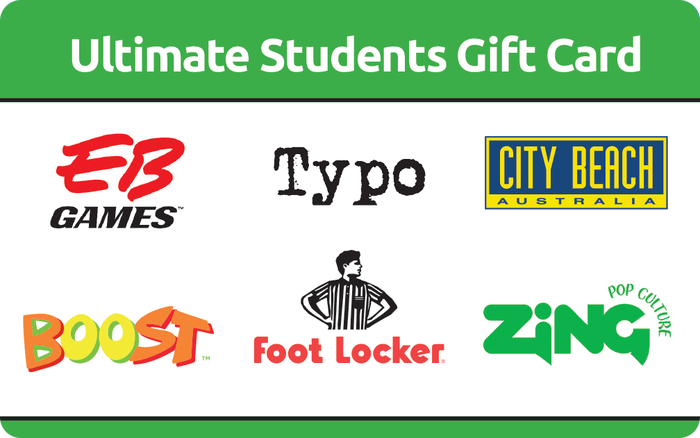 Ultimate Students Gift Card
