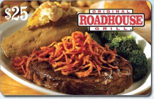 Original Roadhouse Grill eGift Card