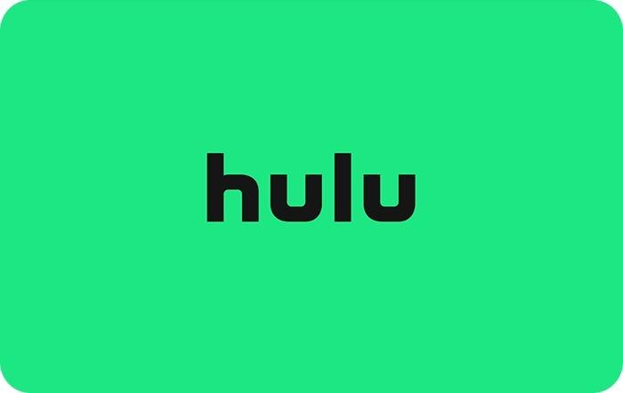 Hulu $50 eGift