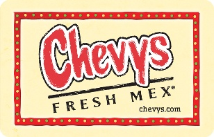 Chevys eGift Card