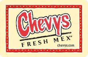 Chevys eGift