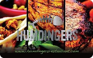Humdingers eGift Card