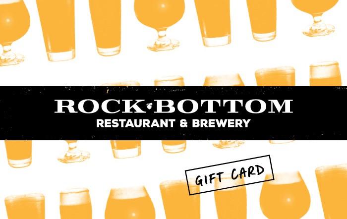 Rock Bottom eGift Card