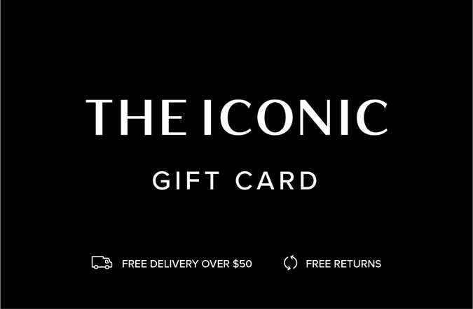 THE ICONIC eGift Card