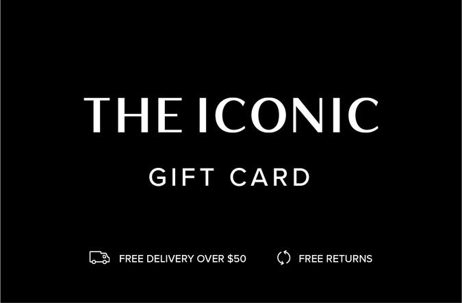 THE ICONIC eGift Card