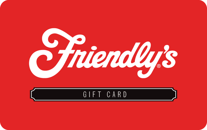Friendly's Gift Card $25
