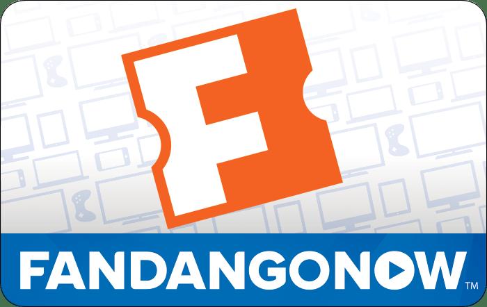 Promotion of FandangoNOW eGift Card