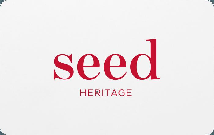 Seed Heritage eGift