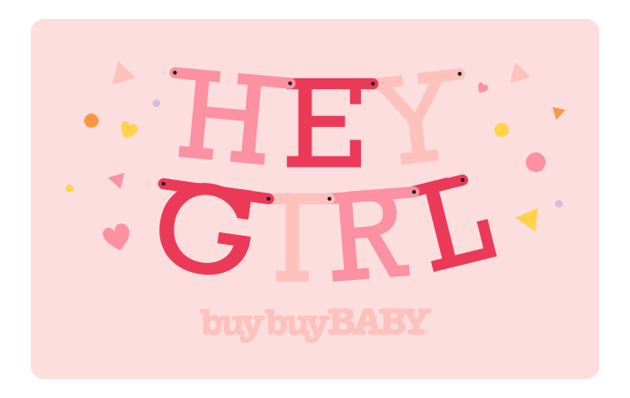 Buy Buy Baby eGift