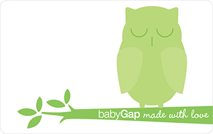 Baby Gap eGift