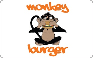 Monkey Burger eGift