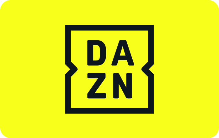 DAZN eGift Card