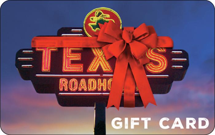 Texas Roadhouse Ribbon eGift
