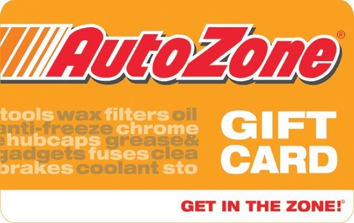 AutoZone eGift Card