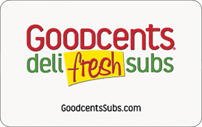 Goodcents Deli Fresh Subs Original eGift Card