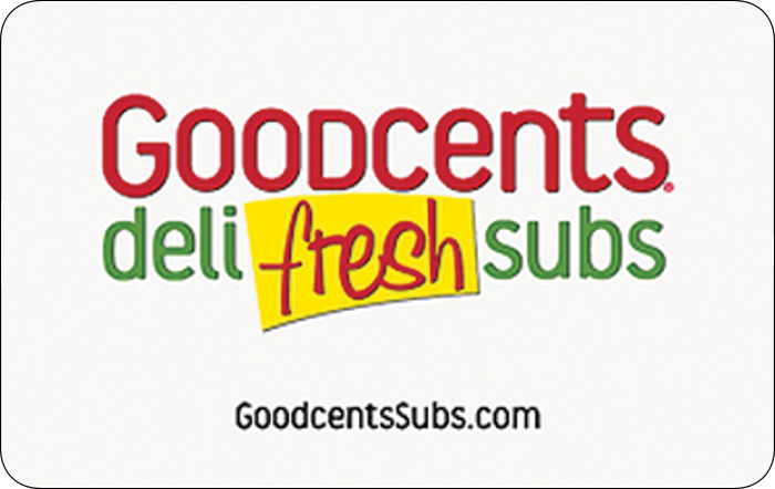 Goodcents Deli Subs Original eGift Cards