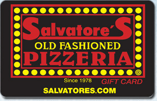 Salvatore's Old Fashioned Pizzeria eGift