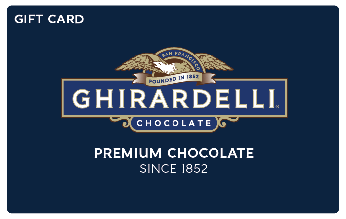 Ghirardelli Chocolate Company eGift Card