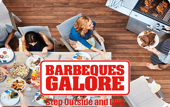 BBQ Galore Gift Card