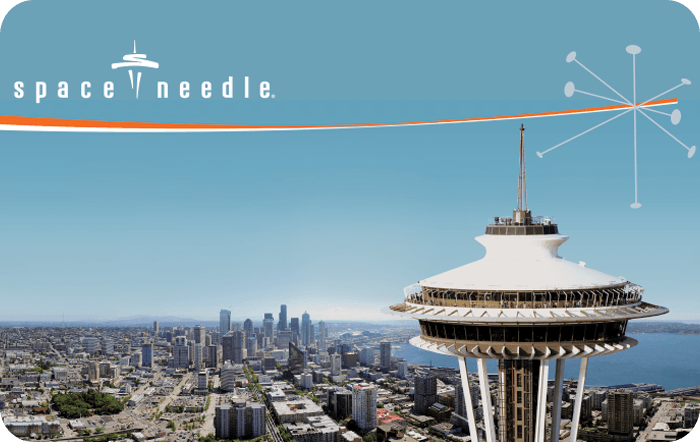 Space Needle eGift Cards