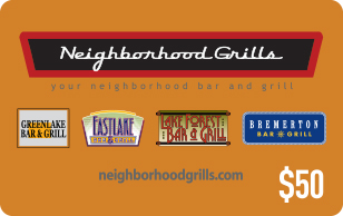 Neighborhood Grills $50 eGift