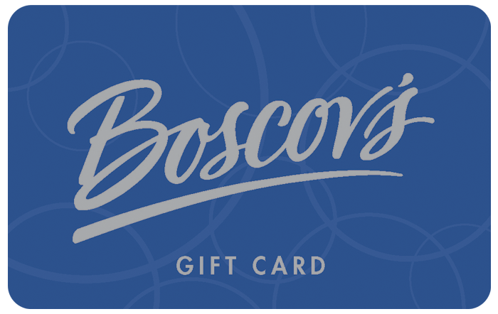 Boscov's Bubbles eGift